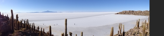 Salar de Uyuni - Die Salzwüste Foto: © Thomas Braun